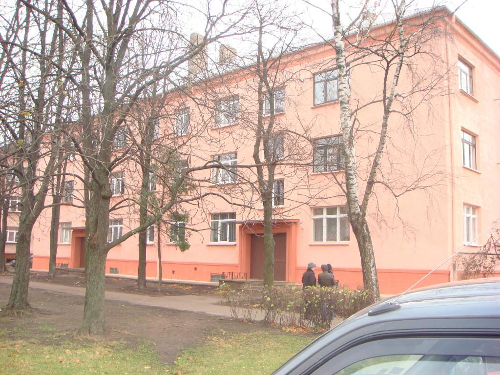 Теплоизоляция административного здания ,г.Риг