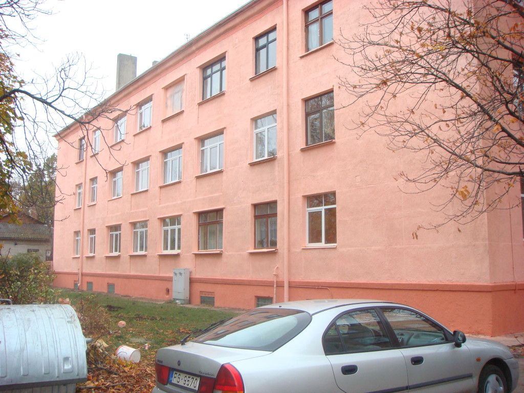 Теплоизоляция административного здания ,г.Рига
