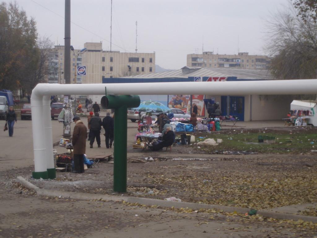 """Теплотрасса, КПТС """"Криворожтеплосеть"""",2011 г"""